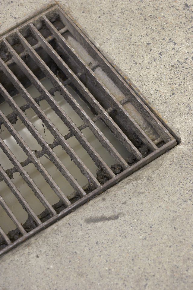 How To Do A Trench Drain In Concrete Hunker