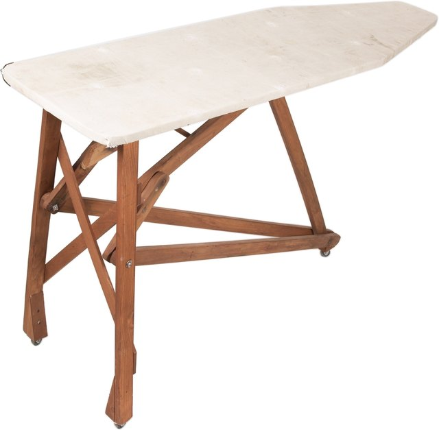 Decorating Ideas for Antique Ironing Boards | Hunker