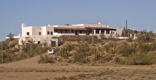 Arizona Adobe Mansion