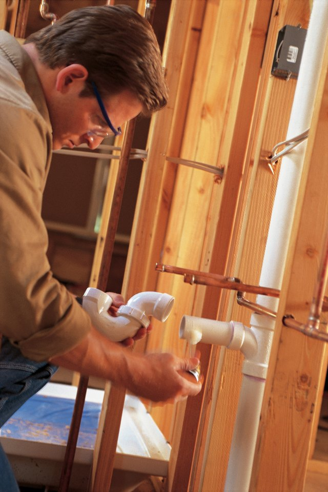 How To Add New Plumbing Upstairs For A Bathroom Hunker - Adding a bathroom upstairs