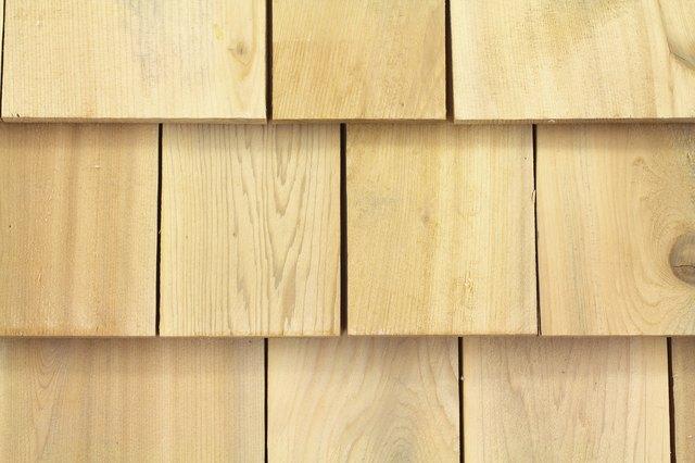 How To Install Cedar Shingle Siding Hunker
