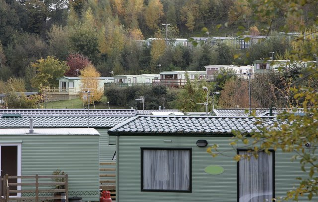 caravan park - Landscaping Ideas Around Mobile Homes Hunker