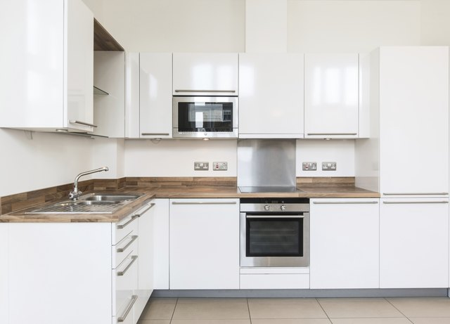 How To Repair Kitchen Cabinet Doors With Particleboard Swelling