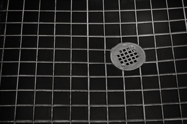 Different Kinds Of Shower Drains Hunker