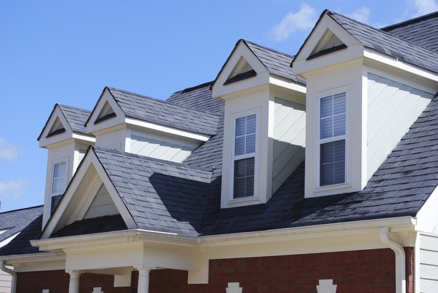 The Difference Between Dormer and Gable Windows | Hunker