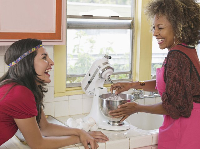 Do KitchenAid Attachments Work on All Models? | Hunker