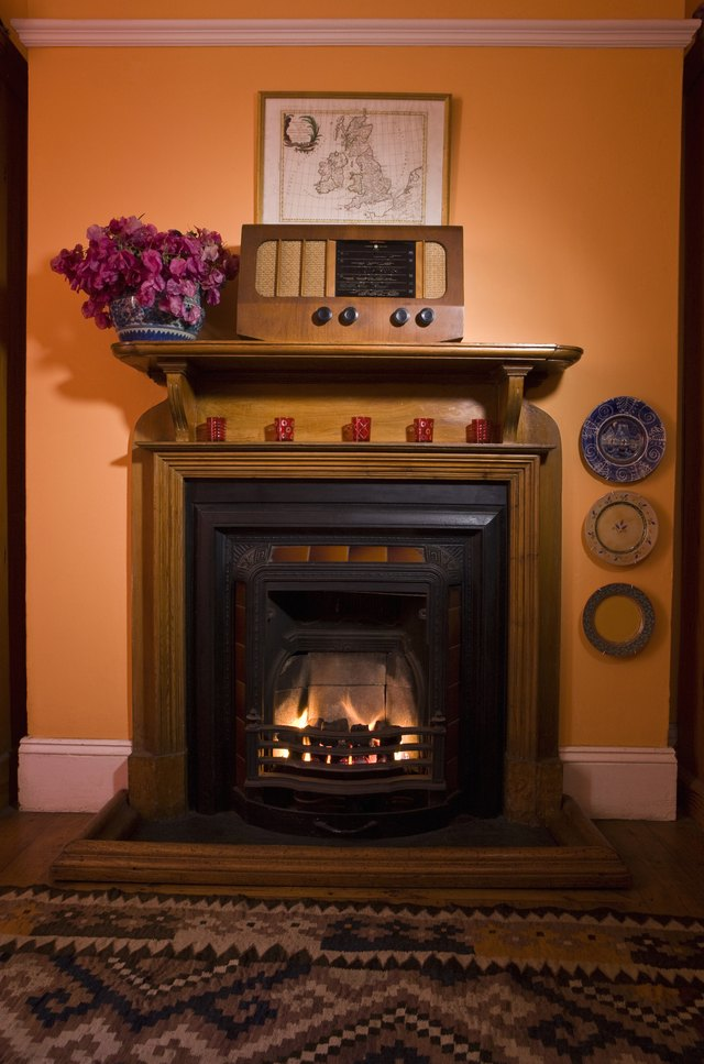 How To Convert A Fireplace Back To Wood From Gas Hunker