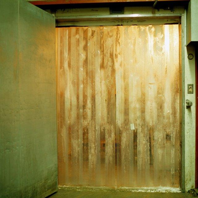 Storage Room Curtain