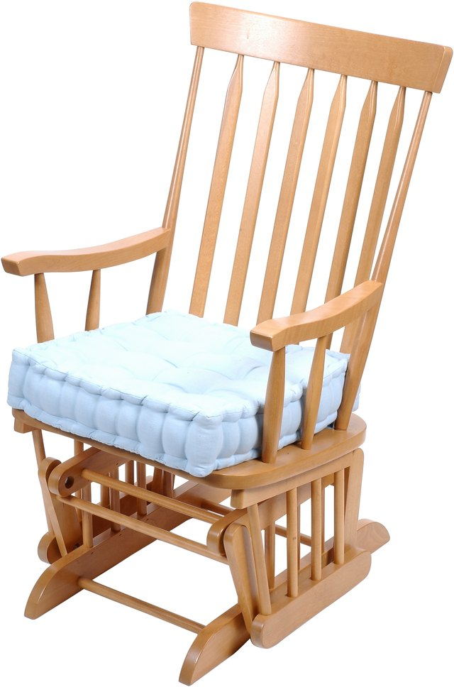 How To Fix Squeaky Rocking Chair Springs Hunker