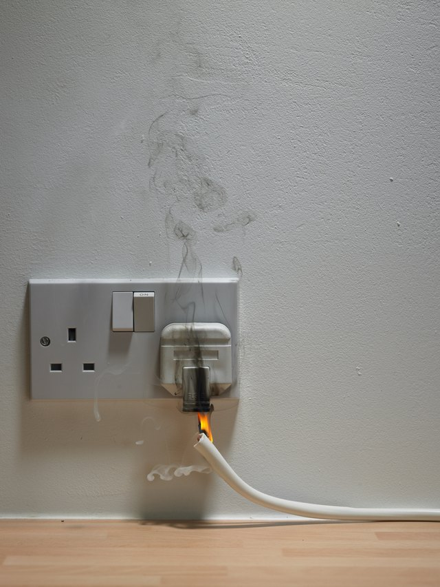 Why Do Appliance Plugs Get Hot? | Hunker