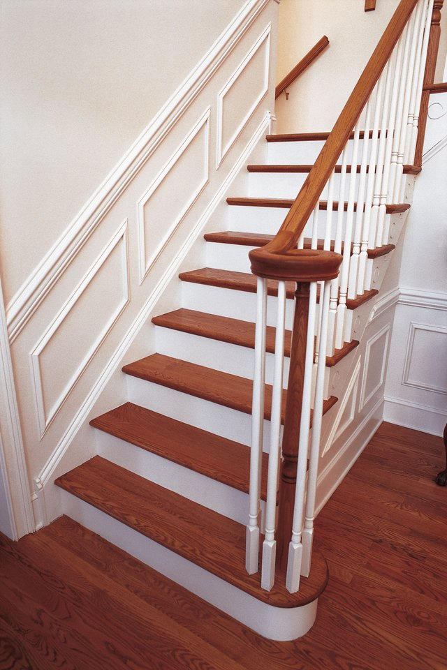 How To Fix A Loose Stair Banister Post | Hunker