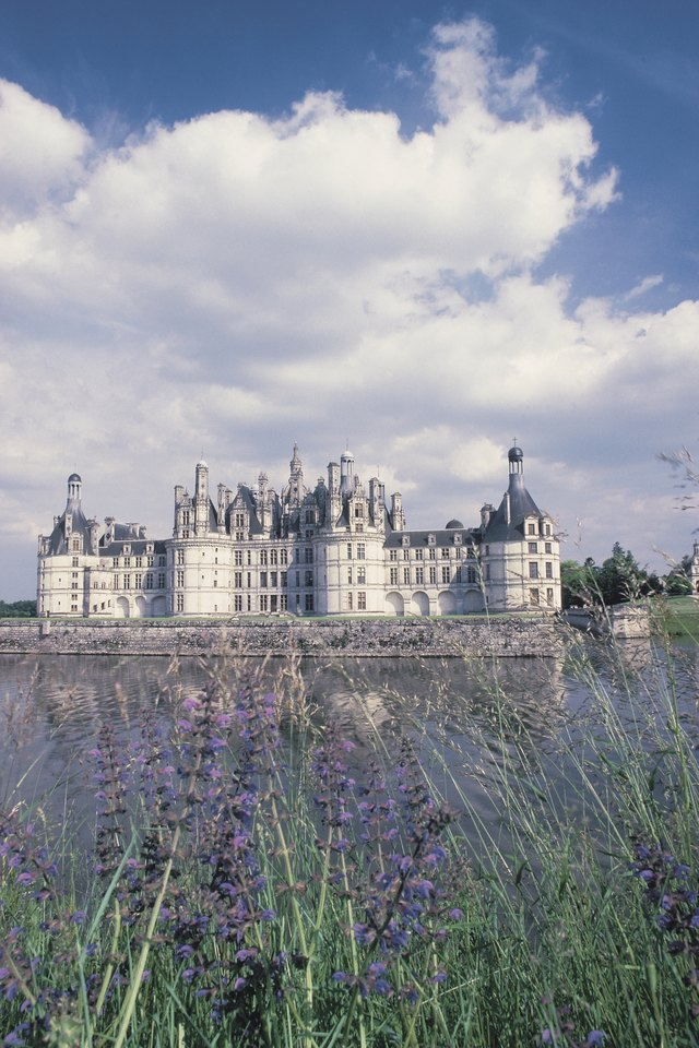 Chateau De Chambord , France