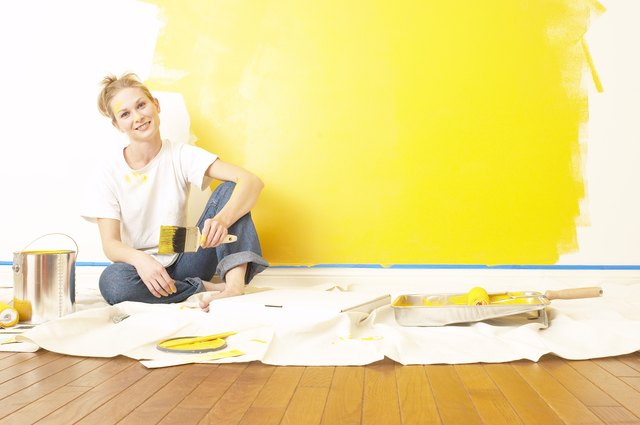 How to Make Biodegradable Paint | Hunker