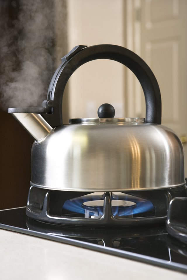 How To Clean The Outside Of Stainless Steel Tea Kettle