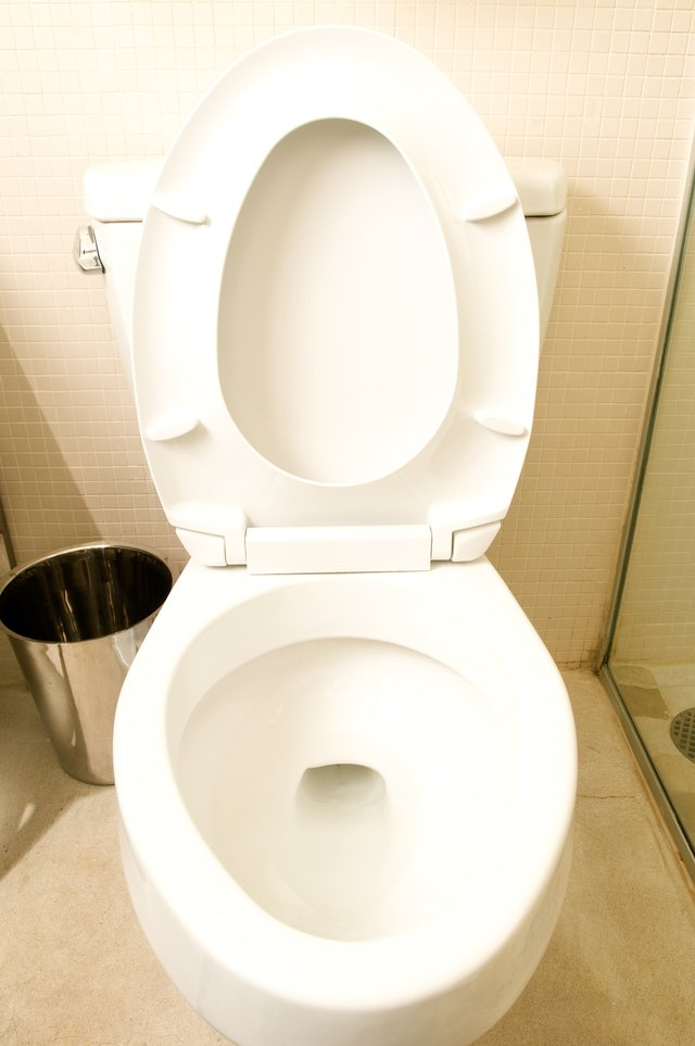 How to Cut a Porcelain Toilet | Hunker