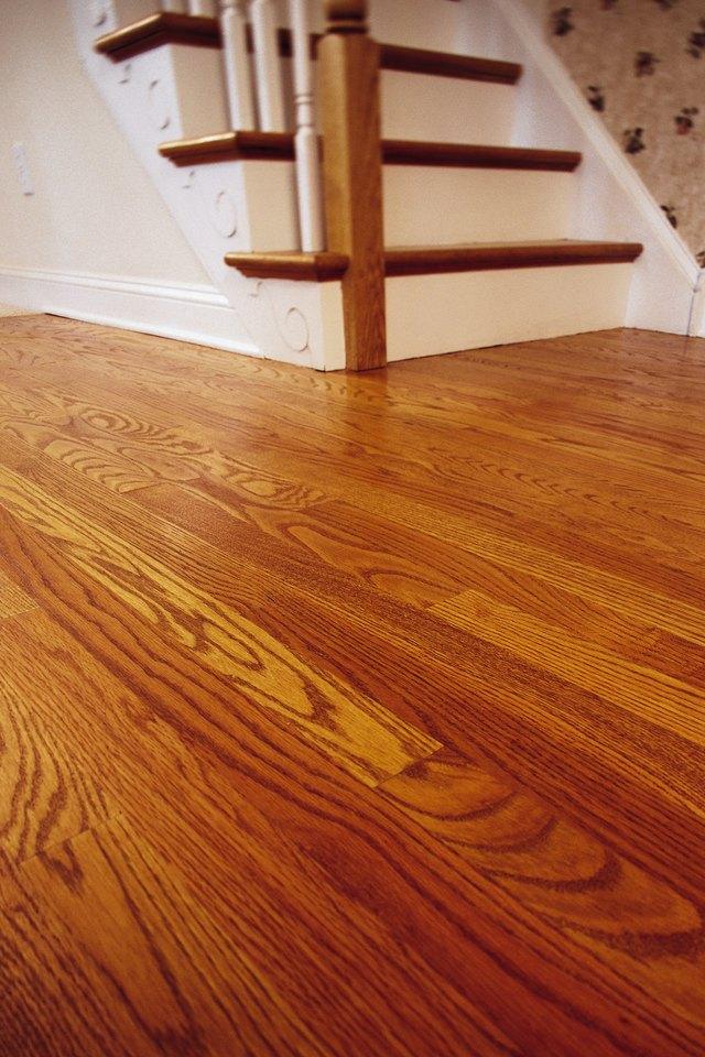 Beau Oak Has A More Distinctive Grain Than Pine.