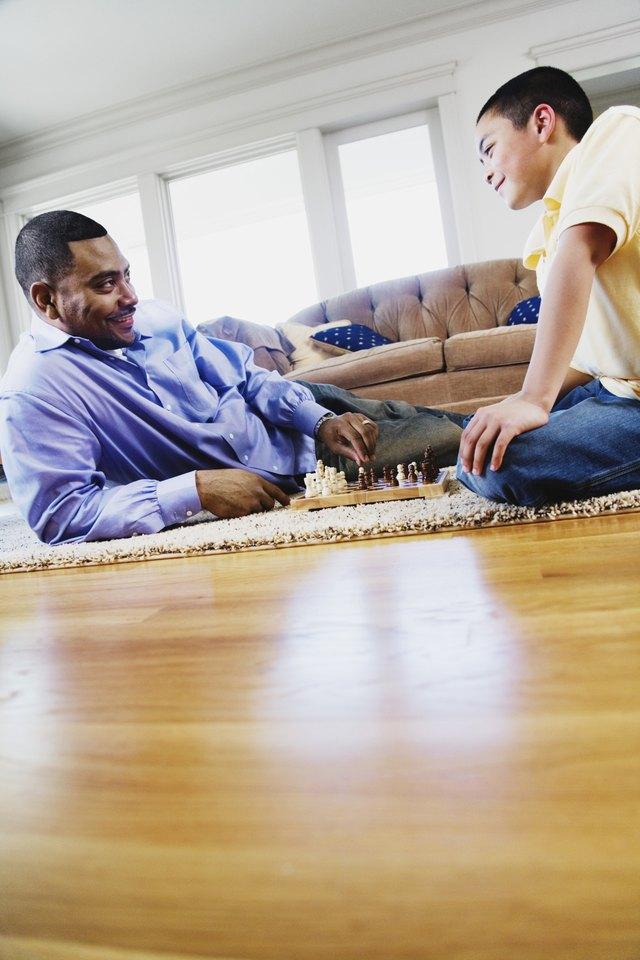 How To Remove Scuff Marks From Hardwood Floors Hunker