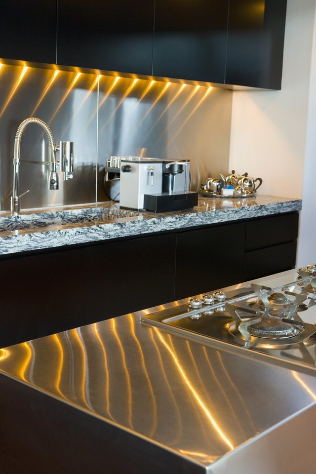 How To Get Stains And Discoloration Off A Stainless Steel