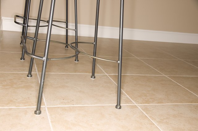 Metal chair legs