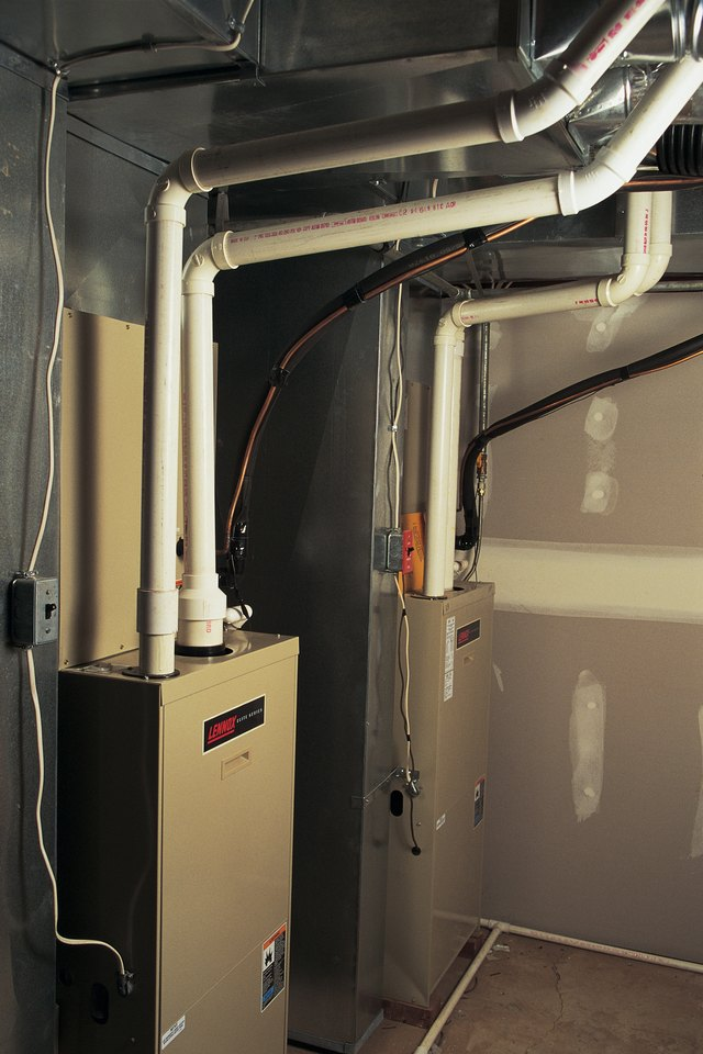 Home boiler and water heater