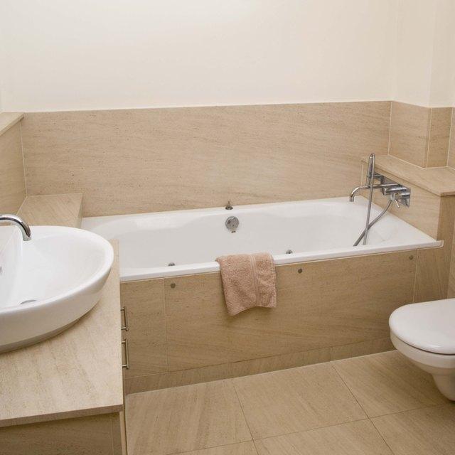 Beau Modern Design Bathroom