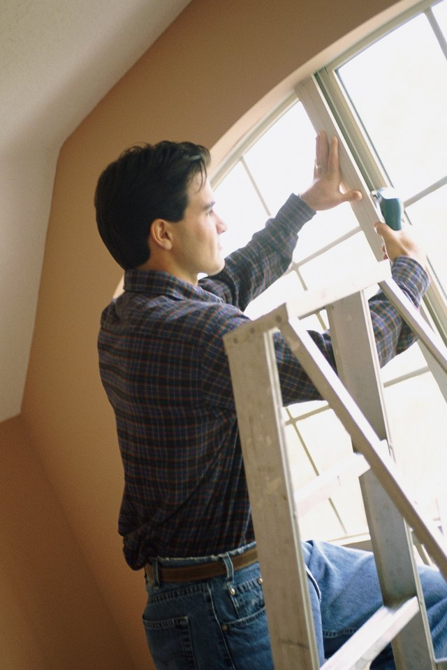Can Double Pane Windows Be Resealed Hunker
