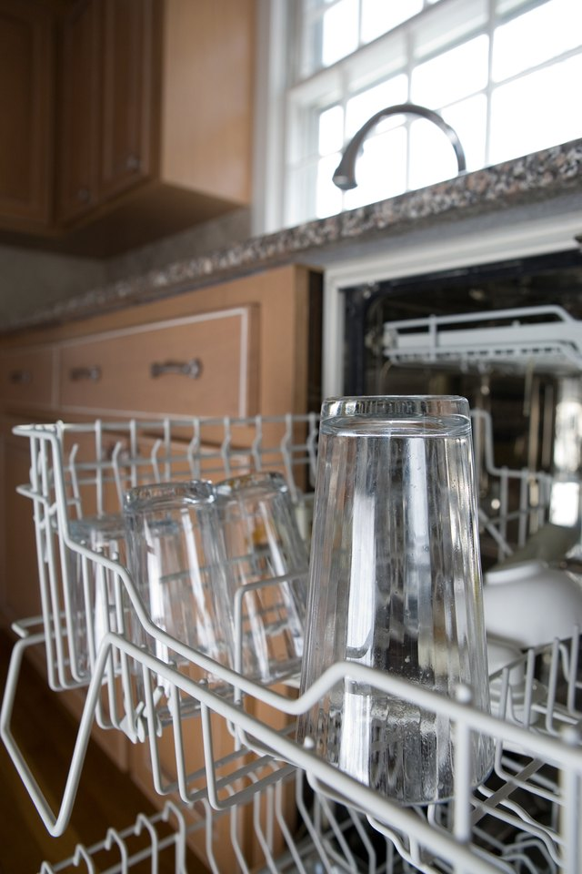 Information on Black Slime and a Bad Smell From a Dishwasher | Hunker