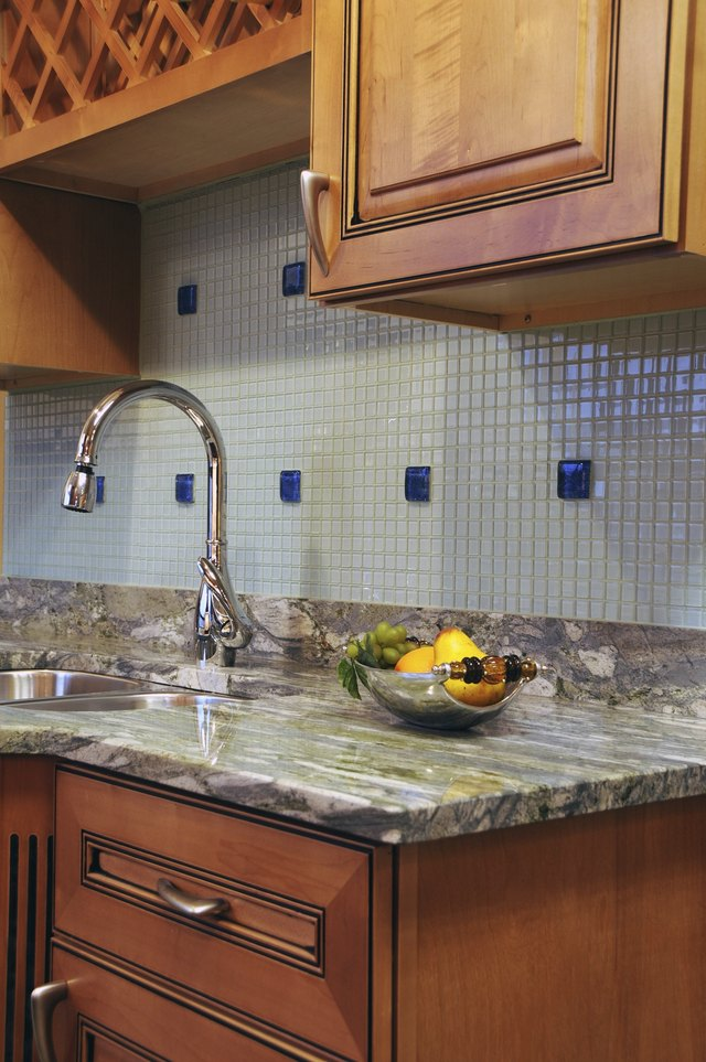 How To Remove A Granite Backsplash From A Wall Hunker