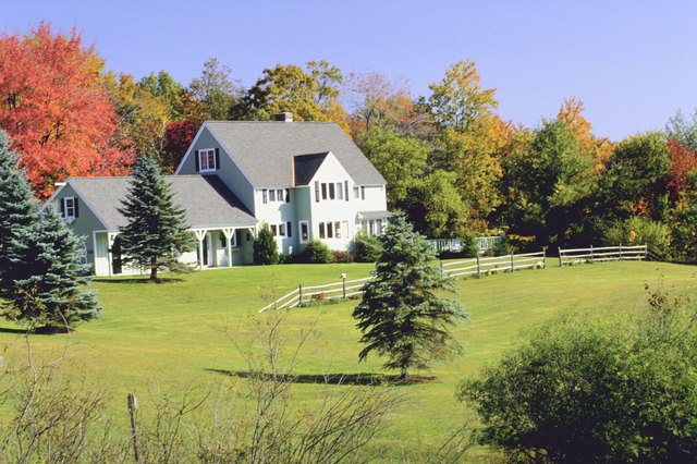 The Types of Farmhouses | Hunker