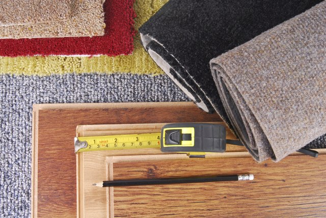 carpet and laminate choice for interior