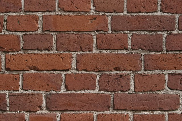 How to clean exposed indoor brick walls hunker - Sealant for interior brick walls ...