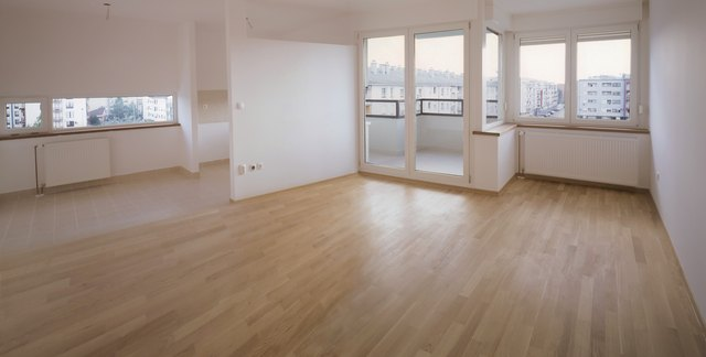 Empty Flat Credit Suljo Istock Getty Images Laminate And Ceramic Tile In This Open Floor Plan
