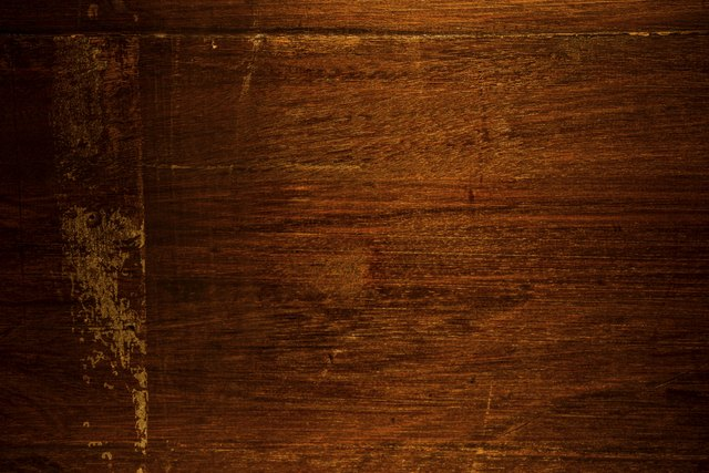 Rough wooden background