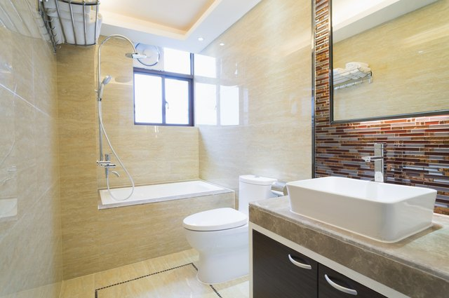 How Much Space Between a Toilet & a Shower? | Hunker