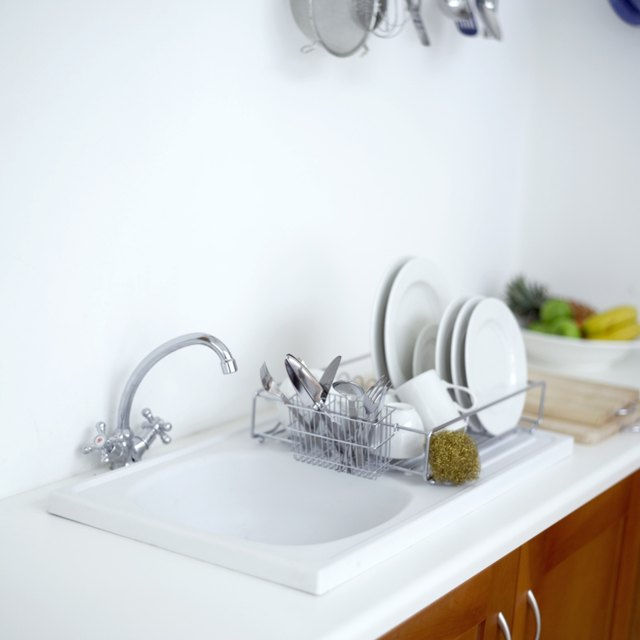 ADA Kitchen Sink Requirements | Hunker