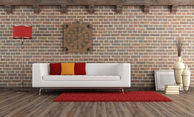 How to Mount Items on a Brick Wall   Hunker