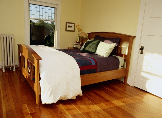 Where to Place a Bed in a Master Bedroom | Hunker