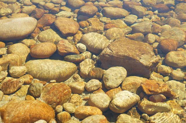 What Type of Rocks Are River Rocks? | Hunker