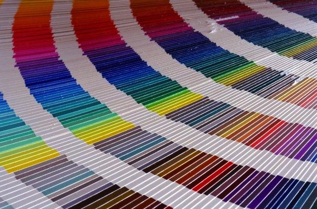 colour-tint card