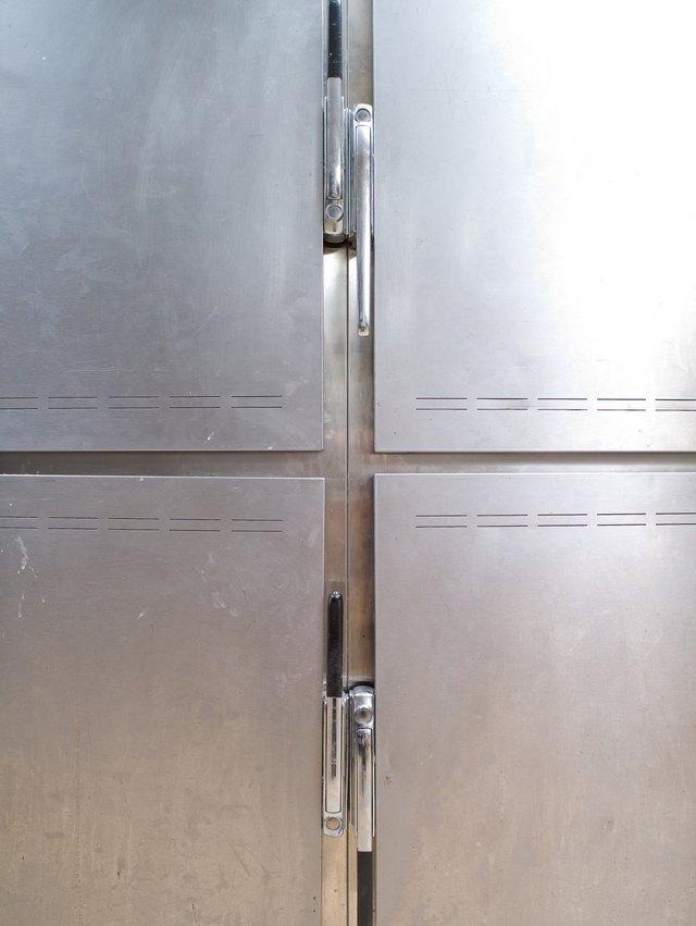 Doors of refrigerator and freezer