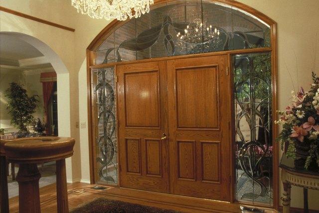 Fiberglass Vs Steel Entry Doors Hunker