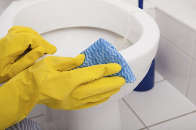 What Are the Active Ingredients in Toilet Cleaners? | Hunker