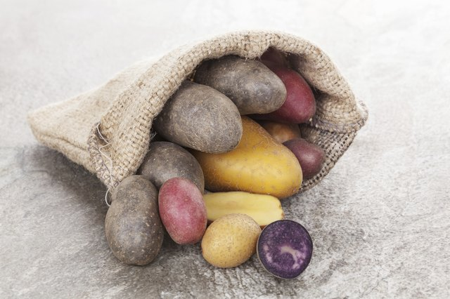 Delicous potatoes.