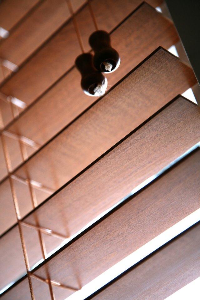 Brown Wooden Shutters