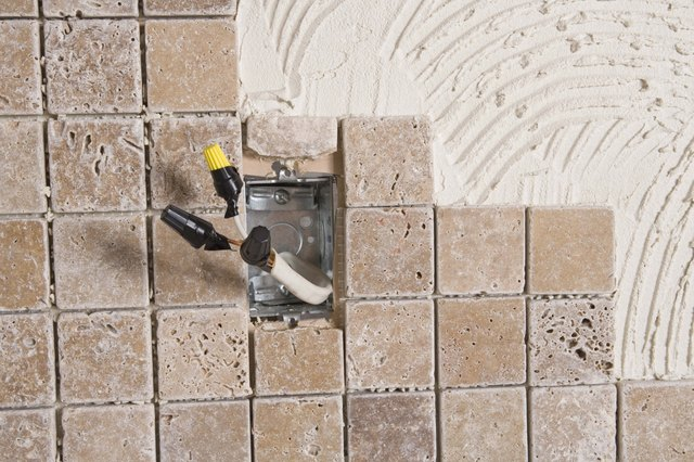 Can You Lay Tile On Plaster Walls Hunker