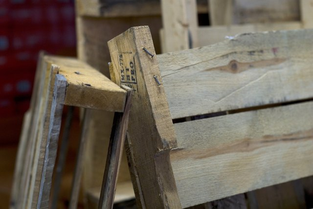 How to Know if a Pallet Is Treated | Hunker