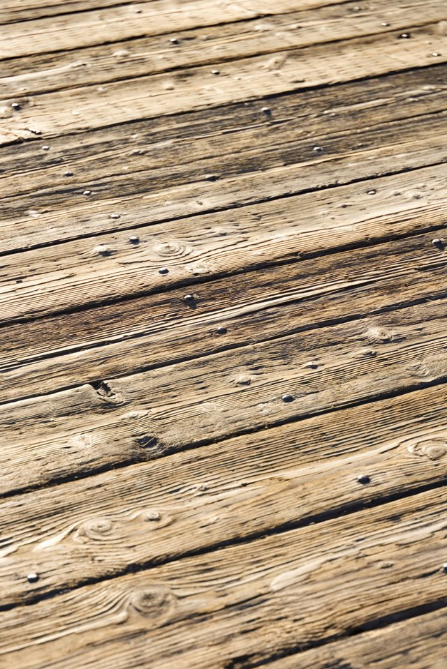 How To Clean Decks With Sodium Percarbonate Hunker