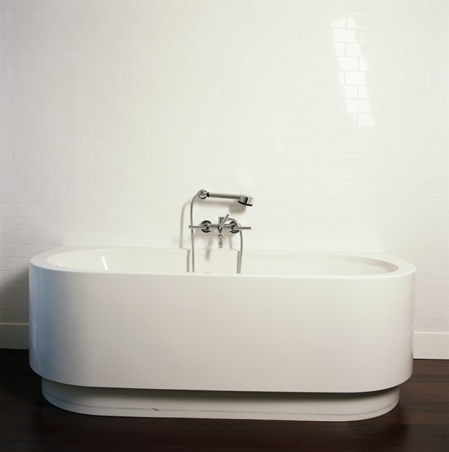 how do i tell the difference between fiberglass acrylic tubs hunker
