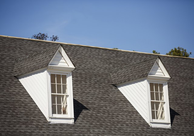 Can You Paint Roof Shingles Hunker