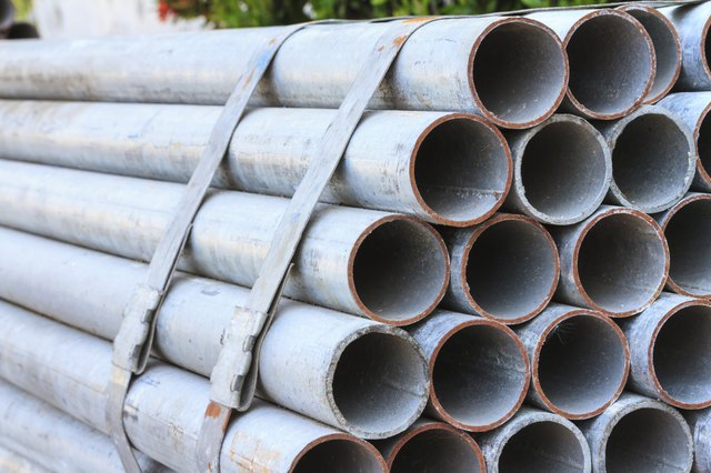 What Is Galvanized Pipe? | Hunker